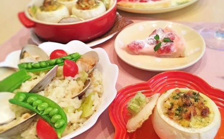 リゾットの達人になろう!~春野菜たっぷりのヘルシーイタリアン