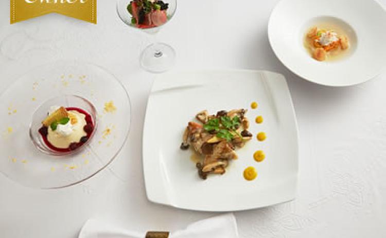 テレビ番組で紹介されたフランス料理を家庭で再現!スペシャルフルコース!