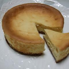 糖質制限でガトーフロマージュ!スフレタイプのチーズケーキです!