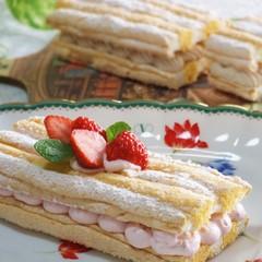 ウィーン菓子☆カーディナルシュニッテン&プレゼントで喜ばれるマドレーヌ