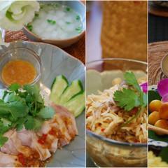 自慢したくなる本場仕込のカオマンガイ&レモングラスのサラダ&おやつ