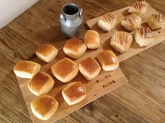 料理レッスン写真 - 沢山できてお得感満載!16個+α! ホテルの朝食風♥ミルクブレッド♥