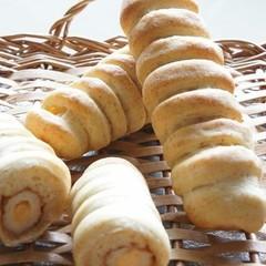チーズと食べラーぎっしり♡【まるごとちくわパン】レッスン!