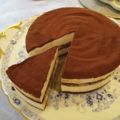 糖質制限で定番のティラミス作り!チーズのコクと珈琲の風味が◎