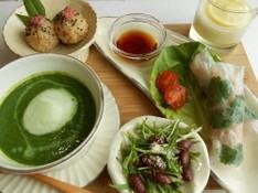 料理レッスン写真 - 無国籍な自然食♪身近な調味料で食べやすいエスニックからデザートまで!