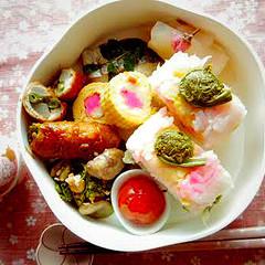 今こそ♪春のお弁当♪新生活に!毎日ごはんに!ヘルシー和食全8品