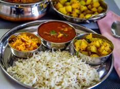 料理レッスン写真 - 【インド人に習える!】マトンカレー&ジャガイモカレー&インドスイーツ