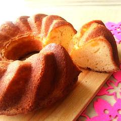 夏を先取り?!ドライパインでバターケーキを作ろう!!