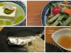 料理レッスン写真 - 江戸の味「自家製煎り酒」で鰯を煮る&空まめをスープ仕立てに!