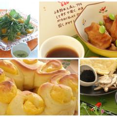 これからの夏一生使える!甘酢・麺つゆ・ドレッシング+オレンジチーズパン
