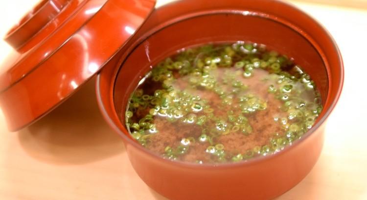 赤出汁(天然真鯛の出汁の取り方)