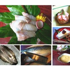 スズキの卸し方、切り方、洗い方。じゃが芋饅頭と涼を表現する夏の和菓子。