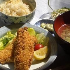和食初心者大集合!!魚の三枚おろし&お出汁ひきに挑戦