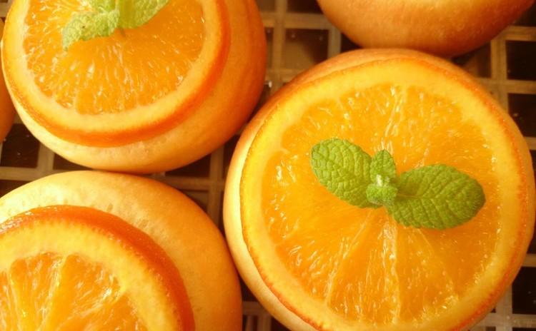 【オレンジカスタード】オレンジとカスタードのcuteなパンを作ろう♪