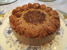 料理レッスン写真 - 糖質制限でカフェモカのアントルメ!珈琲とチョコの風味が◎