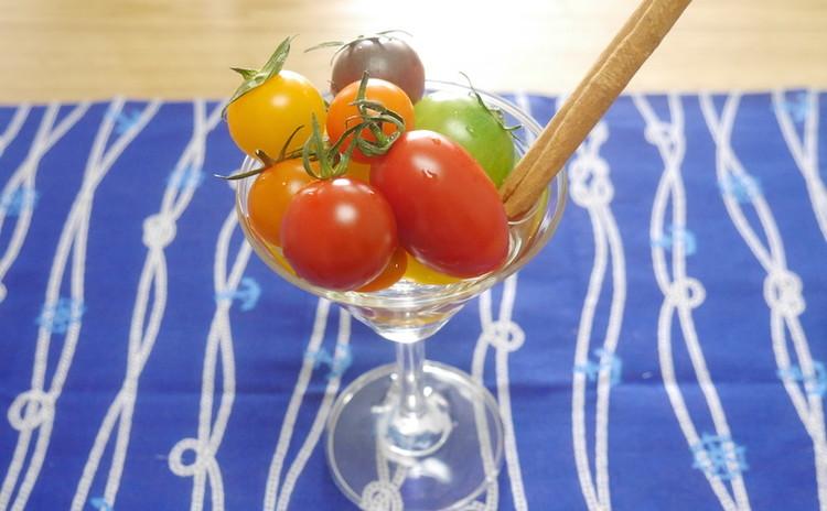 フルーツトマトのピクルス