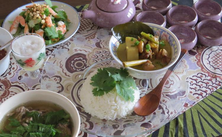 カレーペーストを使わない美味しいベトナム風・ココナッツチキンカレー!!