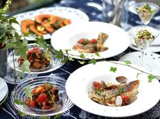 料理レッスン写真 - 簡単だから何度でも 白身魚の切り身でアクアパッツァ、ラタトゥイユ他