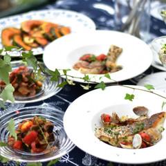 簡単だから何度でも 白身魚の切り身でアクアパッツァ、ラタトゥイユ他