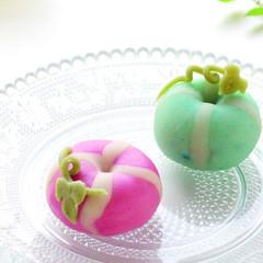 季節を大切にする和菓子 夏はやっぱり朝顔を作りますよ!