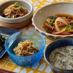 【追加開催】揚げずにヘルシーお魚の南蛮漬けとお野菜たっぷり夏の和食献立