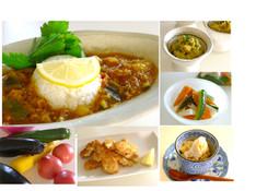 料理レッスン写真 - リターンレッスン!夏に食べたい!お野菜たっぷり「ラタトゥイユ・カレー」