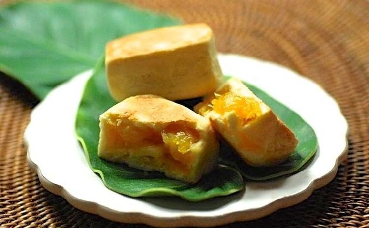 初夏にピッタリ!甘酸っぱいパイナップルケーキと濃厚ゴマプリンのレッスン