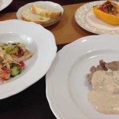 パプリカ、トマト、きゅうりなど夏野菜たっぷり!ヘルシーイタリアン3品。