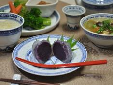 料理レッスン写真 - 胃にやさしい薬膳レシピ♪本葛おやつお土産6コ付