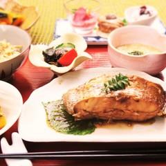 日程追加 煮汁も使いきれる美味しい煮魚&チアシードで元気にダイエット♪