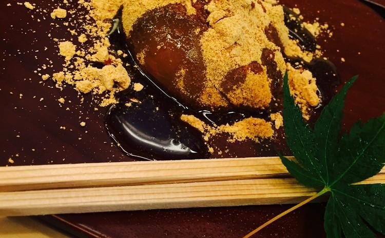 自家製わらび餅の作り方