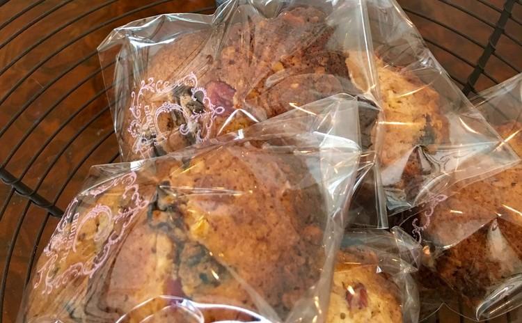 ゼラチン不要!新食感のレアーチーズケーキ&ザクザク!グラノーラクッキー