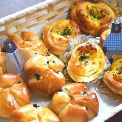 【夏休みに!親子パン教室】美味しい自由研究?!総菜パンとデザートパン♪