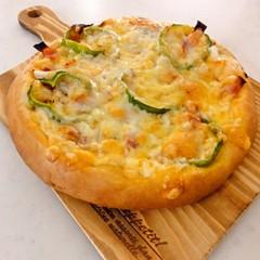 ランチ付☆夏のランチにぴったり白神こだま酵母ピザパン&フォカッチャ