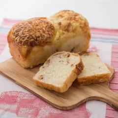 簡単くるみチーズ&もちっとイングリッシュマフィン♡