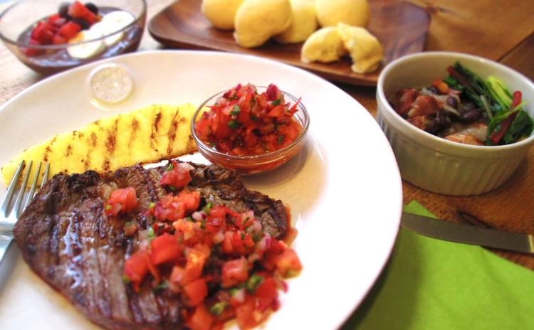 オリンピックは定番ブラジル料理で現地観戦気分!