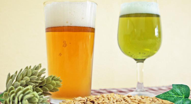 ミニ「ビール講座」とビールカクテル