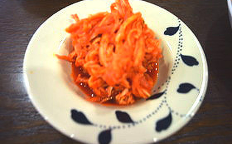 暑い日にピリ辛韓国料理 驚く美味しさ★コチュジャンクリームパスタ