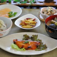 鮭の西京味噌焼き、白和え、粕汁など和食のおもてなし上手になるレッスン!