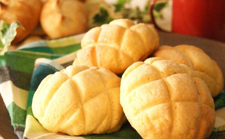 【中種法の製法が学べる】ホシノ天然酵母で作るメロンパン&パン・ピコ
