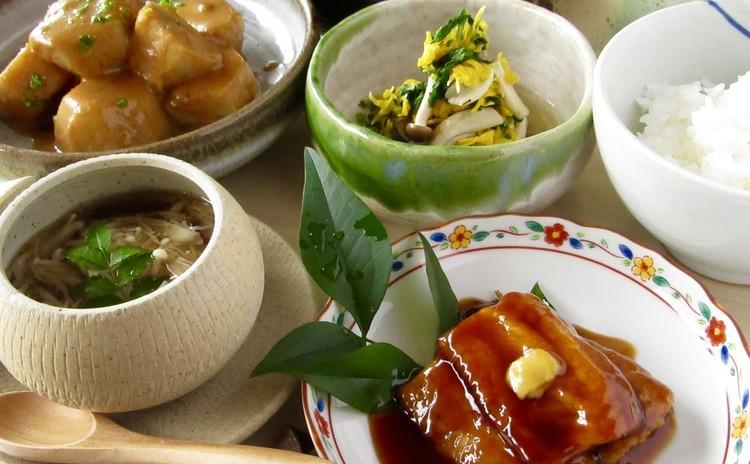 美味しくなる味つけの基本!常備菜にしたい秋の和食お惣菜