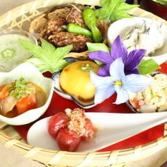 【日程追加】秋の花籠弁当~簡単新和食で作る会席風おもてなしの献立
