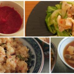 ポルトガルの万能調味料「マッサ」&豚肉・ピラフ・スープが美味しく変身!