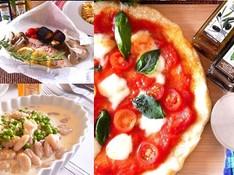 料理レッスン写真 - カリッもちっ!手作りピザや秋鮭のカルトッチョ 秋の定番イタリアン