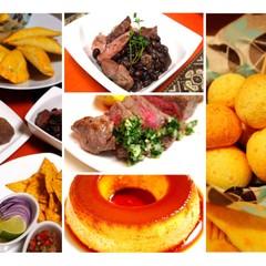 まだまだ暑い夏★ラテン料理を食べながらオリンピックを応援しよう♪★
