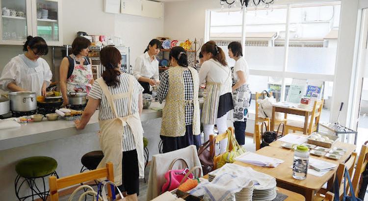 クックパッド料理教室 放出教室(講師:池上)