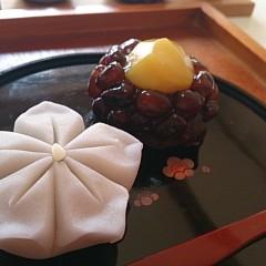 【和菓子】~秋の練り切り~秋の七草「桔梗」と「お月見鹿の子」を作ろう!