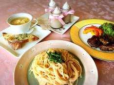 料理レッスン写真 - 絶品明太子パスタと鶏のバルサミコソテー🎵クリームチョコプリン他2品