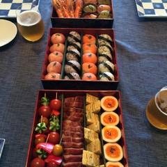 三段お重の美しい『春の行楽弁当 』 〜前日の仕込・朝の仕上げ・詰め方〜