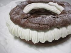 料理レッスン写真 - 糖質制限でパリブレスト!チョコレート風味の生地とクリームが◎
